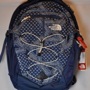 NWT The North Face Women's Backpack Blue